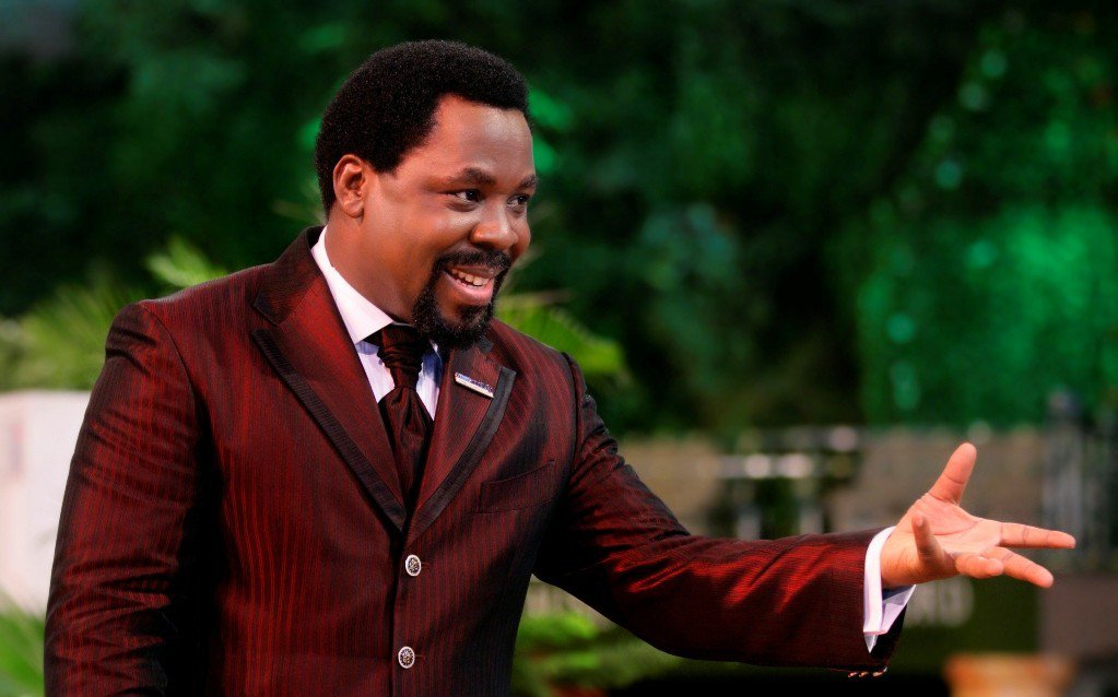 """I Have Nothing To Do With The Panama Papers "" – TB JOSHUA"