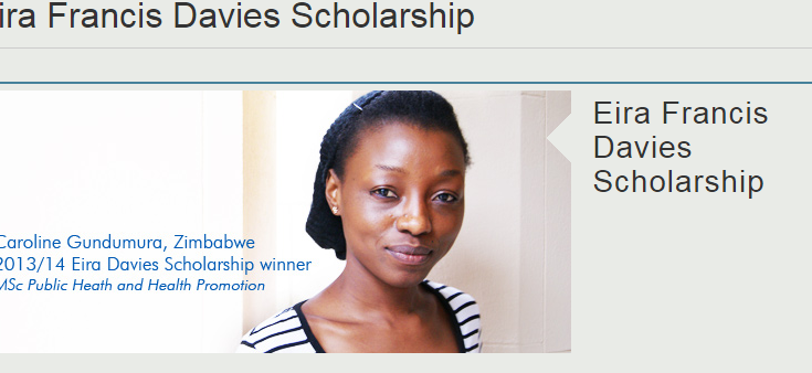 Eira Francis Davies Scholarship - Youth Village Nigeria