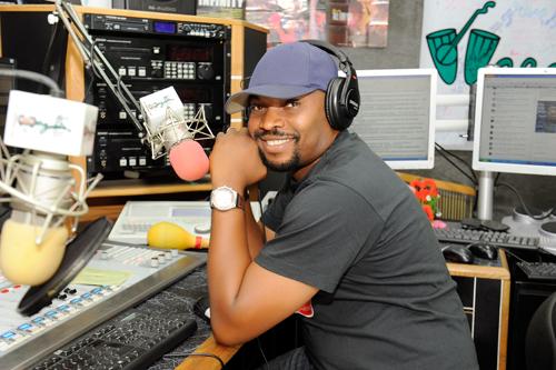 Yaw of Wazobia FM (Youth Village Nigeria)