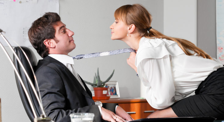 How to get over an office romance