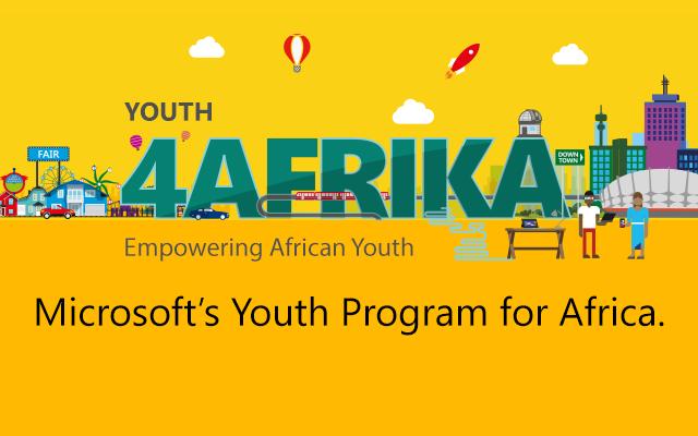 microsoft explore 4afrika internships youth village nigeria