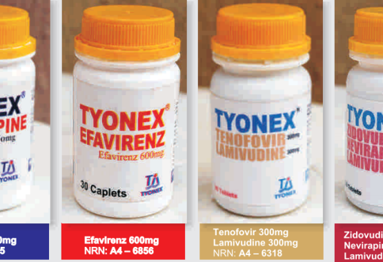 tyonex